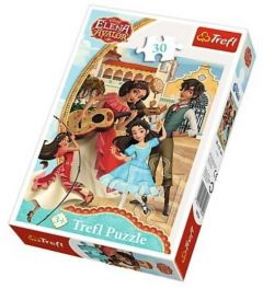 Puzzle Trefl - Elena Avalor, 30 piese (64856)