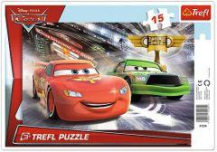 Puzzle Trefl - Cars, 15 piese (53238)