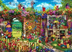 Puzzle Anatolian - Garden Gate, 1000 piese (1056)