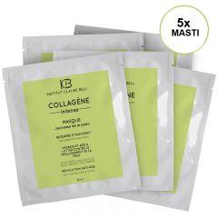 Masti Colagen Intens - Cure Collagene Intense Masques, Institut Claude Bell 5 X 25ml