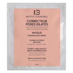 Masca corectoare pentru pori dilatati - Masque Correcteur Pores Dilates, Institut Claude Bell 25ml