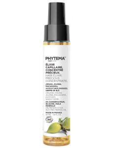 Ser concentrat Bio pentru par, Elixir capillaire concentre precieux, Phytema 50ml