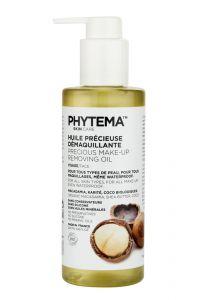 Ulei demachiant pretios Bio - Huile Précieuse Démaquillante, Phytema 200ml
