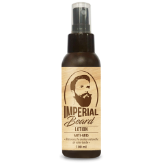 Lotiune impotriva barbii grizonate Lotion Anti Barbe Grise, Imperial Beard 100ml
