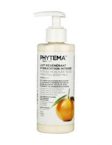 Lapte de corp regenerant pentru hidratare intensa, Phytema 200ml