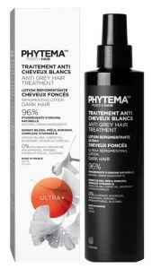 Tratament repigmentare pentru par alb sau grizonat, Ultra+, Positiv'Hair, Phytema 150ml
