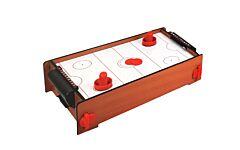 Joc masa Air Hockey Globo 37204 din lemn cu baterii