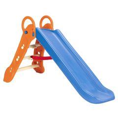Tobogan pentru copii Grow'N Up Maxi Slide pliabil si ajustabil pe inaltime
