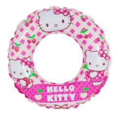 Colac inot copii 50cm Saica, Hello Kitty