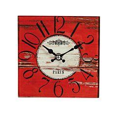 Ceas de perete Paris, 15 x 15 cm