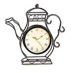 Ceas Coffee Time, 20 cm