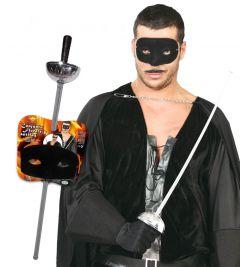 Set Spada si Masca Zorro