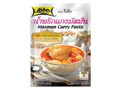 Pasta Masman Curry 50g
