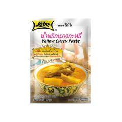 Pasta curry galbena 50g