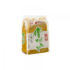Pasta de soia pentru supa Miso 400g (WHITE)