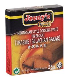 Pasta de creveti Belachan 25g