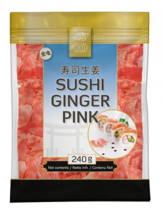 Ghimbir pentru Sushi Roz 240g