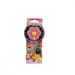 Odorizant auto ma fra hippy floare , Roz pentru grila ventilatie