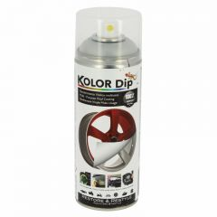 Spray Vopsea Cauciucata Kolor Dip 400ml Argintiu
