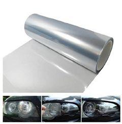 Folie transparenta protectie faruri / stopuri 60 x60 cm