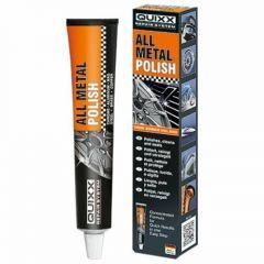 Pasta polish pentru obiectele cromate Quixx – All metal polish