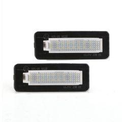 Lampi Numar Led Smart Fortwo W451