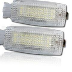 Lampi cu LED Parasolar VW, SEAT, SKODA