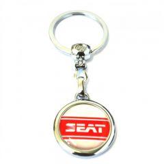 Breloc cheie Seat tip 2