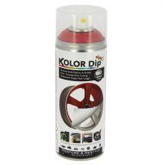 Spray Vopsea Cauciucata Kolor Dip 400ml  Rosu