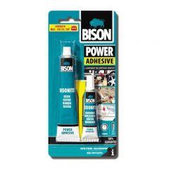 BISON Power Adhesive Adeziv poliuretanic universal, 65ml