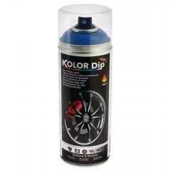 Spray Vopsea pentru etriere rezistenta la tempertaturi ridicate - Albastru