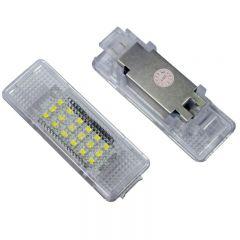 Lampi LED Portiere si Interior BMW E53 (X5), E39, Z8 (E52)