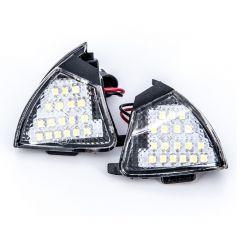 Lampi LED Undermirror VW GOLF 5, PASSAT B6, JETTA, EOS, TOUAREG