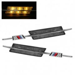 Semnalizari Aripa Led Aspect Smoke BMW E90, E91, E92, E93