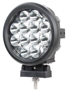 Proiector LED Auto Offroad 60W/12V-24V, 5100 Lumeni, Spot Beam 10 Grade (Copiază)