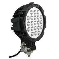 Proiector LED Auto Offroad 63W/12V-24V, 4410 Lumeni, Negru, Spot Beam 30 Grade