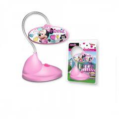 Lampa pentru copii Euroswan Minnie Mouse