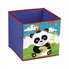 Cutie de depozitare Fisher Price pliabila Panda