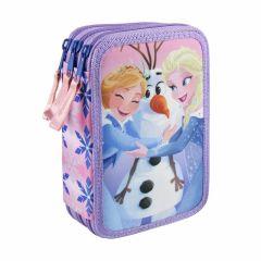 Penar echipat Cerda cu 3 compartimente Frozen