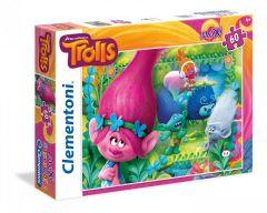 Clementoni Puzzle Trolls Maxi 60 piese