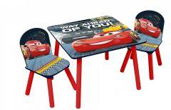 Set Global masuta si 2 scaunele Cars