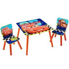 Set masuta cu scaunele Worlds Apart Cars