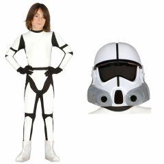 Costum pentru copii Aster LI Star Wars 7-9 ani