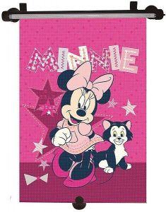 Markas parasolar retractabil 'Minnie Mouse' (stars)