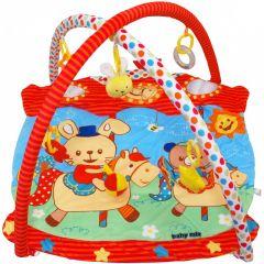Saltea de joaca pentru copii TK/3400C Baby Mix
