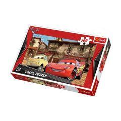 Puzzle Cars2 -Cei mai buni prieteni 100 piese - Trefl
