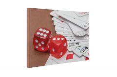Poker - Tablou Canvas - 4Decor