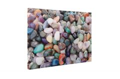 Pietre colorate - Tablou Canvas - 4Decor