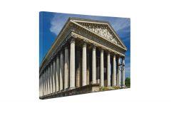 Biserica Madeleine din Paris - Tablou Canvas - 4Decor