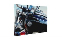 Motocicleta Harley - Tablou Canvas - 4Decor